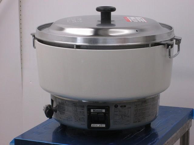 リンナイ ガス炊飯器 RR-40S1 都市ガス 2016年製買取しました!