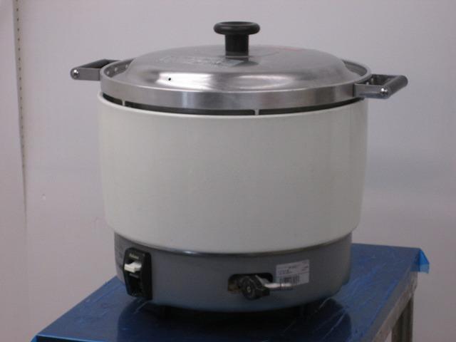 パロマ ガス炊飯器 PR-6DSS-1 プロパンガス 2015年製買取しました!