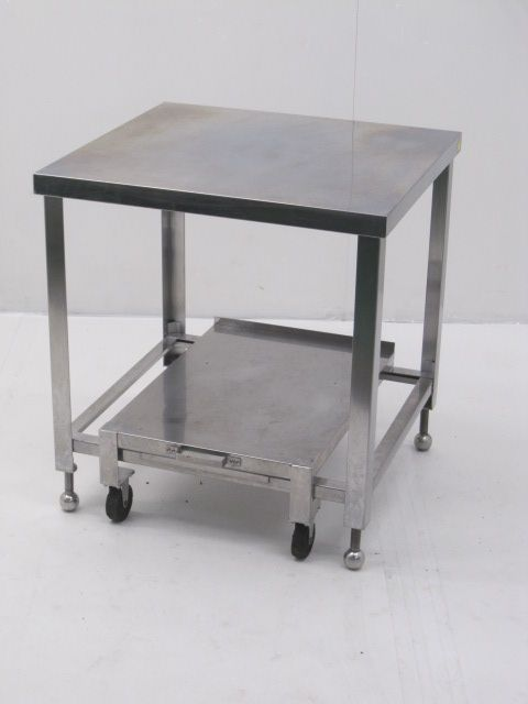 炊飯台付きステンレスガス台 W650xD600xH700mm買取しました!