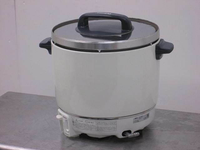 パロマ ガス炊飯器 PR-403SF プロパンガス 2017年製買取しました!