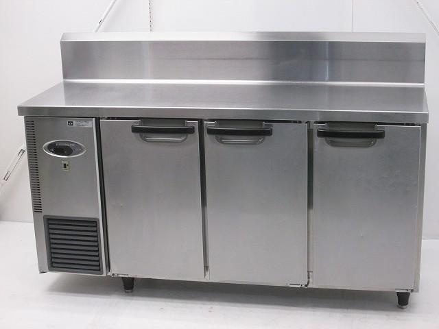 フジマック 冷蔵コールドテーブル FRT1545J(3) 2013年製買取しました!