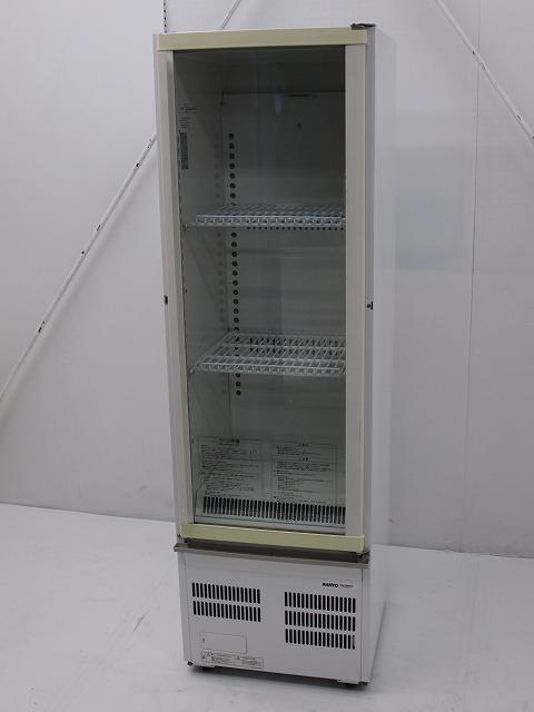 サンヨー 冷蔵ショーケース SMR-R70SKMB 2008年製買取しました!