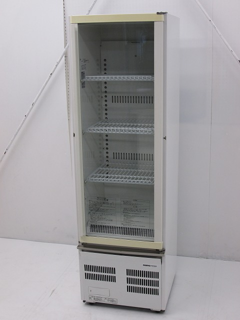 サンヨー 冷蔵ショーケース SMR-R70SKMB 2009年製買取しました!