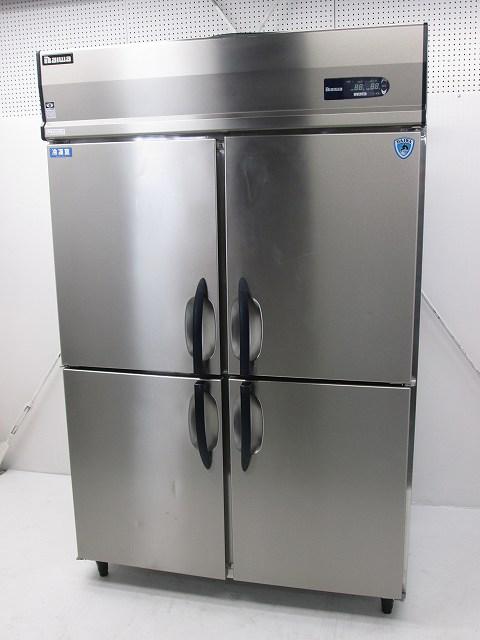 大和冷機 縦型冷凍冷蔵庫 413YS1-EC 2012年製買取しました!