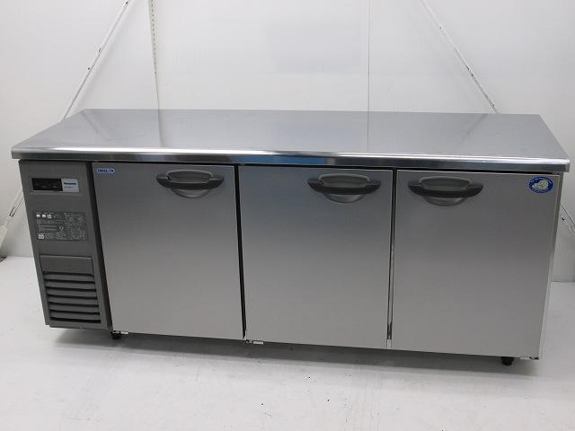 パナソニック 冷凍冷蔵コールドテーブル SUR-K1861CSA 2018年製買取しました!