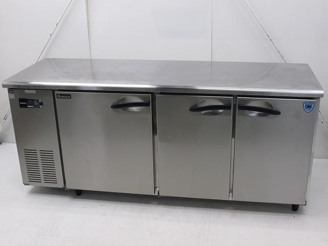 大和冷機 冷凍コールドテーブル 6061SS-NP-EC 2014年製買取しました!
