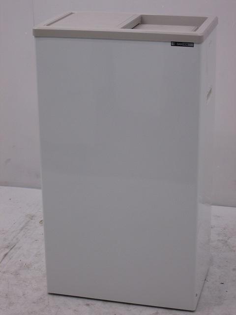 サンデン 冷凍ストッカー PF-057X-B 2009年製買取しました!
