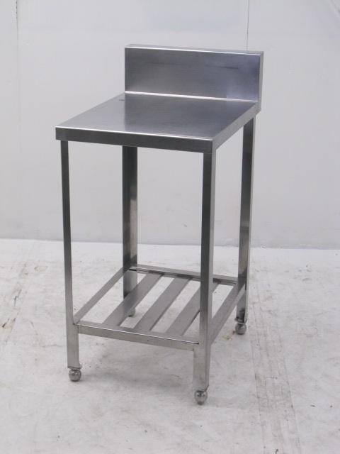 業務用 ステンレス調理台 W450×D600×H800mm買取しました!