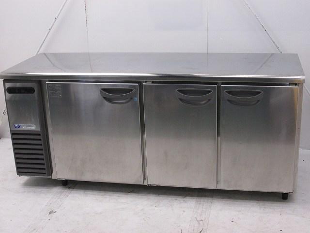 福島工業 冷凍冷蔵コールドテーブル TRC-61PM 2011年製買取しました!