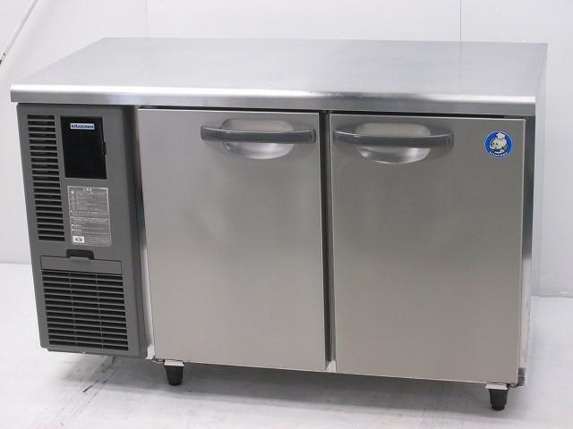 北沢産業 (ホシザキ OEM) 冷蔵コールドテーブル KRT-120SNF-ML 2015年製 �@買取しました!