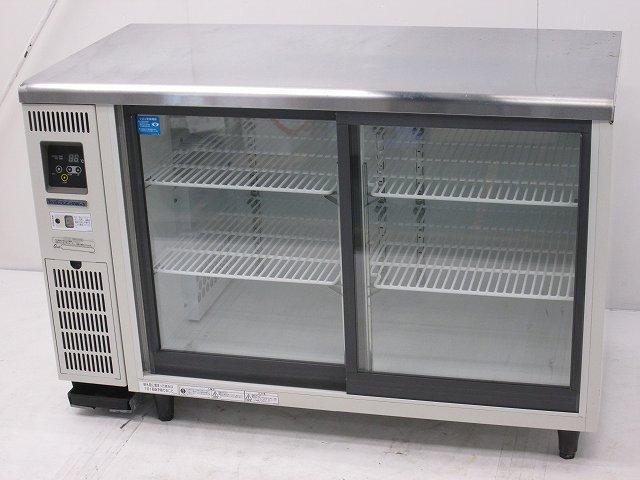 福島工業 テーブル形冷蔵ショーケース TGC-40RE 2014年製買取しました!
