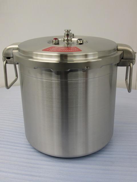 ワンダーシェフ ステンレス製圧力鍋 30L用 NPDC30買取しました!