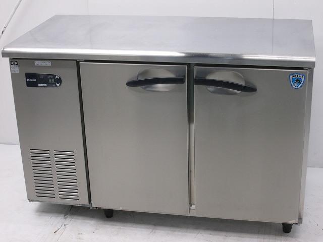 大和冷機 冷凍コールドテーブル 4061SS-EC 2015年製買取しました!