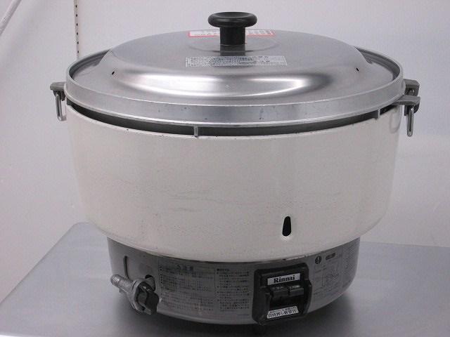 リンナイ ガス炊飯器 RR-40S1 都市ガス 2015年製買取しました!