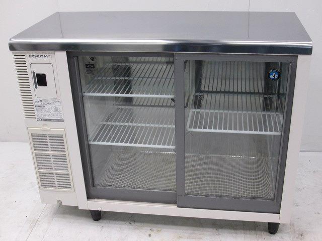 ホシザキ テーブル形冷蔵ショーケース RTS-100STB2 2016年製買取しました!