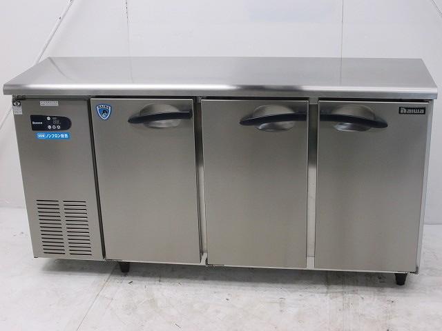 大和冷機 冷蔵コールドテーブル 5841CD 2018年製買取しました!