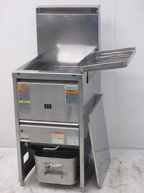 タニコー ガスフライヤー NB-TGFL-45 都市ガス 2009年製買取しました!