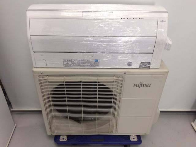 富士通 18畳用エアコン フィルター自動おそうじ機能付き買取しました!