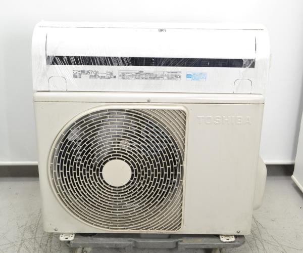 東芝 TOSHIBA  14畳用エアコン買取しました!