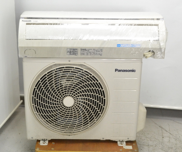 パナソニック Panasonic  6畳用エアコン買取しました!