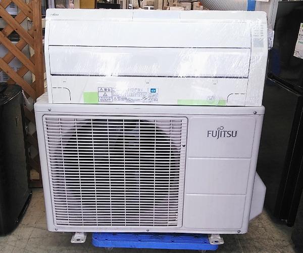 富士通 14畳用エアコン買取しました!