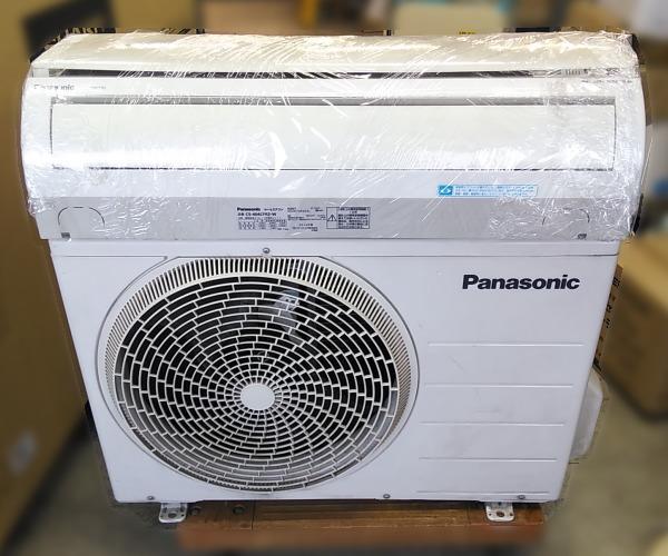 パナソニック Panasonic  14畳用エアコン 単相200V買取しました!