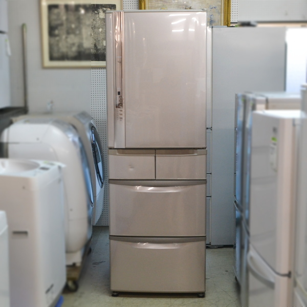 日立 HITACHI  5ドア冷凍冷蔵庫買取しました!
