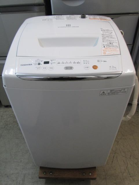 東芝 TOSHIBA  4.2k全自動洗濯機 AW-42ML