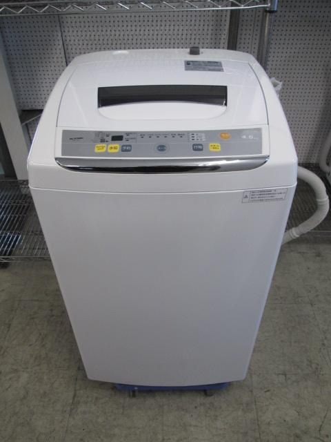 ELSONIC ノジマ 4.5k全自動洗濯機 EM-L45S