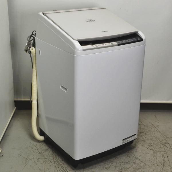 日立 HITACHI  9.0k 全自動洗濯乾燥機 BW-D90WVE3