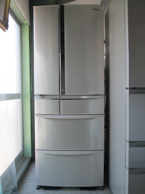 パナソニック 6ドア冷凍冷蔵庫買取しました!