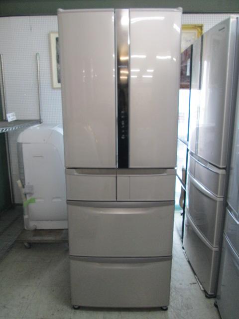 日立 6ドア冷凍冷蔵庫 R-F440E