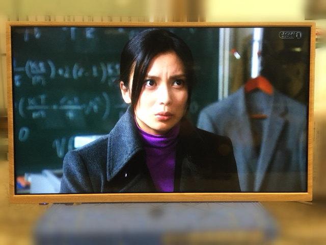 ドウシシャ  32インチ液晶テレビ 木目調ナチュラル サンスイ SANSUI 壁掛け専用買取しました!