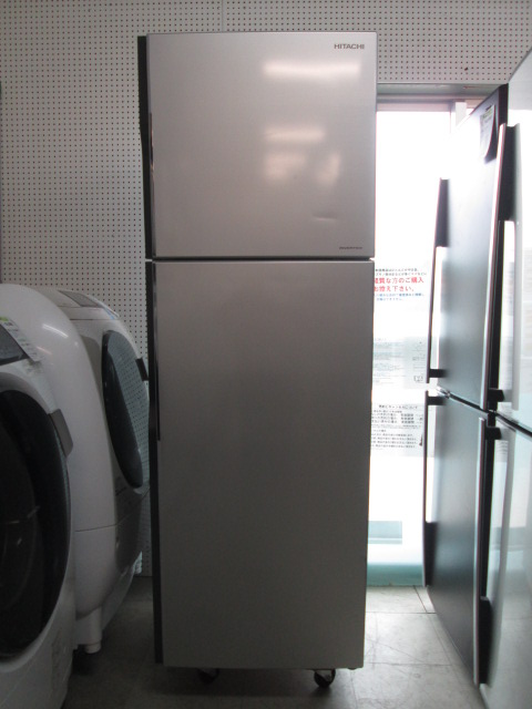 日立 2ドア冷凍冷蔵庫買取しました!
