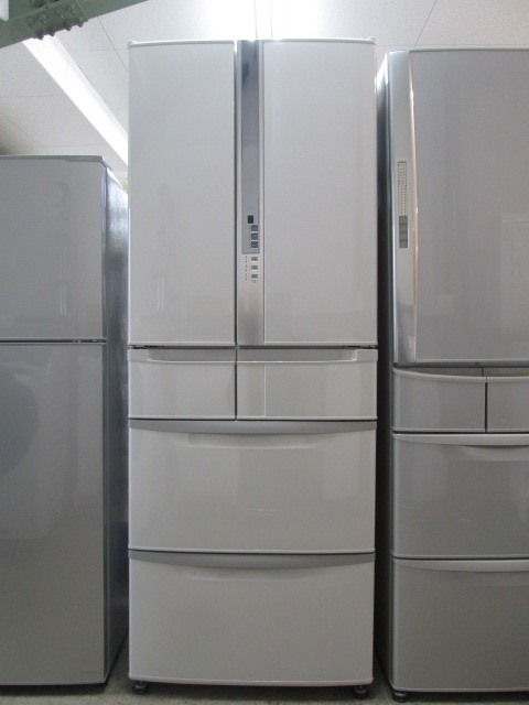 日立 6ドア冷凍冷蔵庫買取しました!