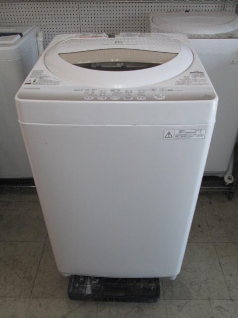 東芝 5.0k全自動洗濯機 AW-5G2