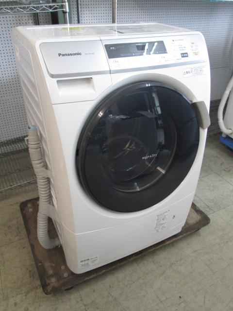 パナソニック 6.0k ドラム式洗濯機買取しました!