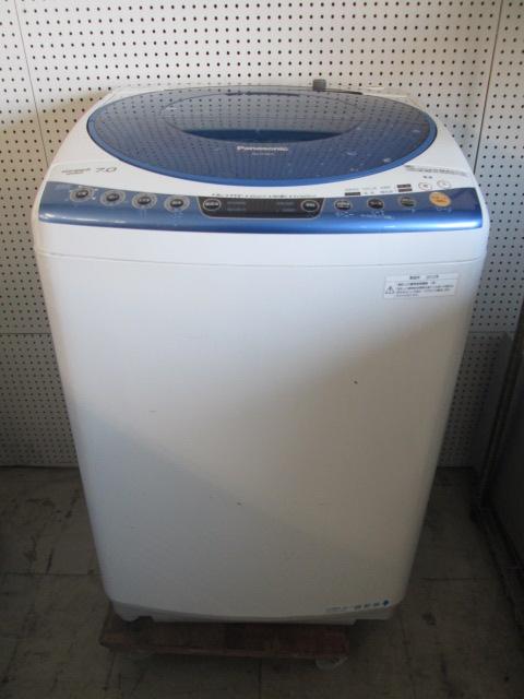 パナソニック 7.0k全自動洗濯機買取しました!