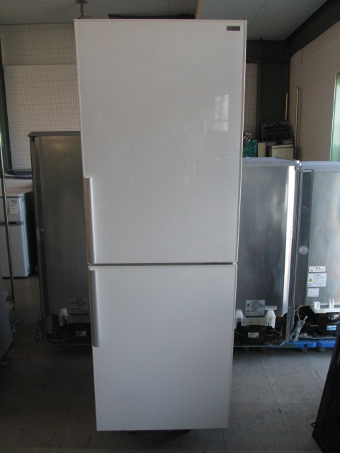 アクア 2ドア冷凍冷蔵庫買取しました!