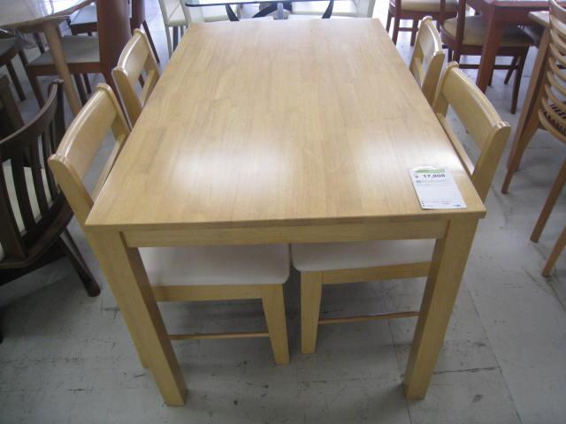 ニトリダイニングテーブルセットid100831100701002 中古家具
