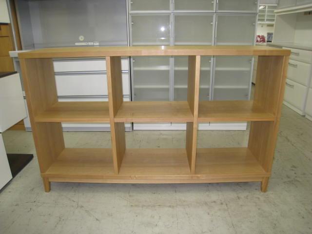 無印良品 木製シェルフ 390