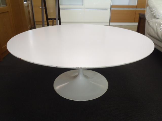 Knoll ノール 円形ローテーブル チューリップテーブル買取しました!