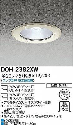 DAIKO 大光電機 軒下ダウンライト買取しました!