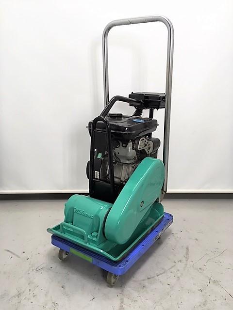 三笠 mikasa  60kgエンジンプレートコンパクター ダブルクリーナー買取しました!