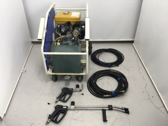荏原製作所 エバラ  高圧洗浄機 ジェットクリーナ買取しました!
