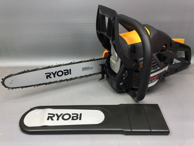 リョービ RYOBI  エンジンチェーンソー買取しました!