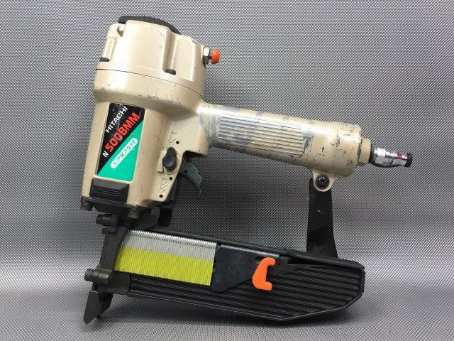 日立 HITACHI  8mm 常圧フロア用タッカ買取しました!