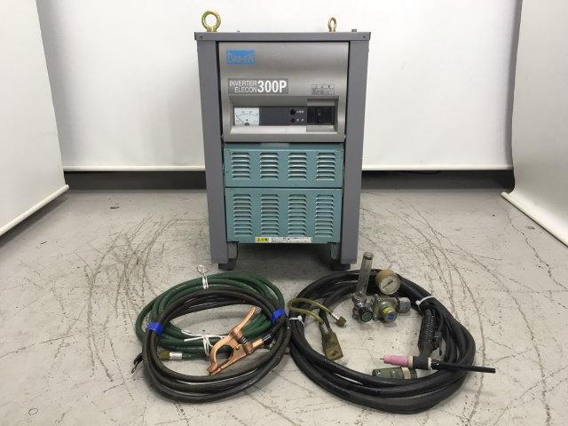 ダイヘン DAIHEN  交直両用TIG溶接機 インバーターエレコン買取しました!