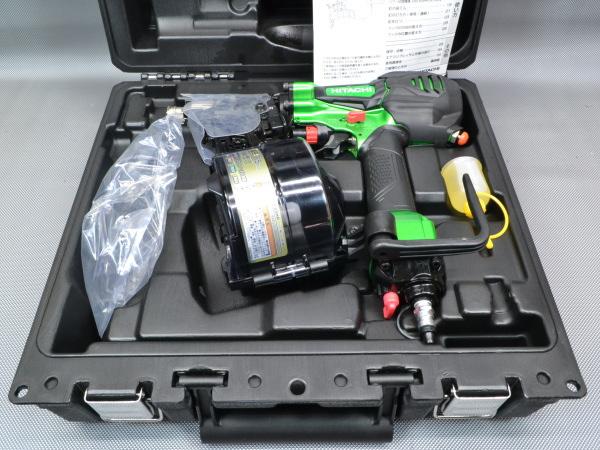 日立 HITACHI  65mm高圧ロール釘打機買取しました!