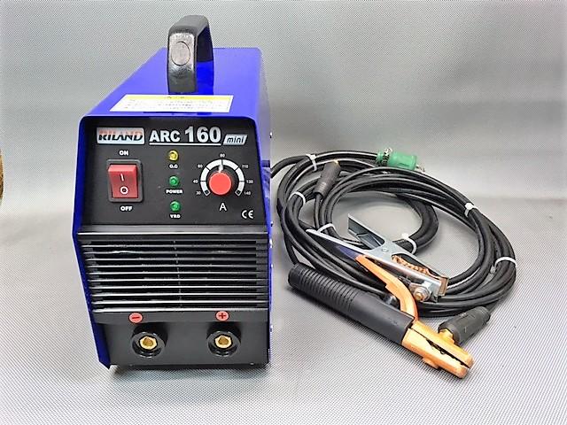 RILAND リランド  インバーター直流アーク溶接機 100V/200V兼用溶接機買取しました!
